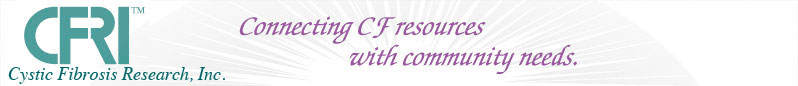 Cystic Fibrosis Research, Inc